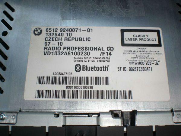 Umbauanleitung: Radio Professional mit Bluetooth und USB